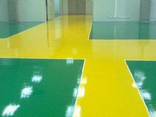 环氧地坪漆的优良特点体现在哪些方面?